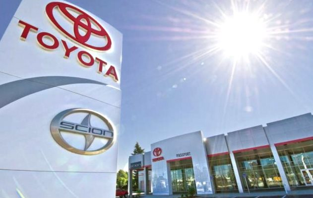 The Passport Toyota Grand Opening Is Here Come See The