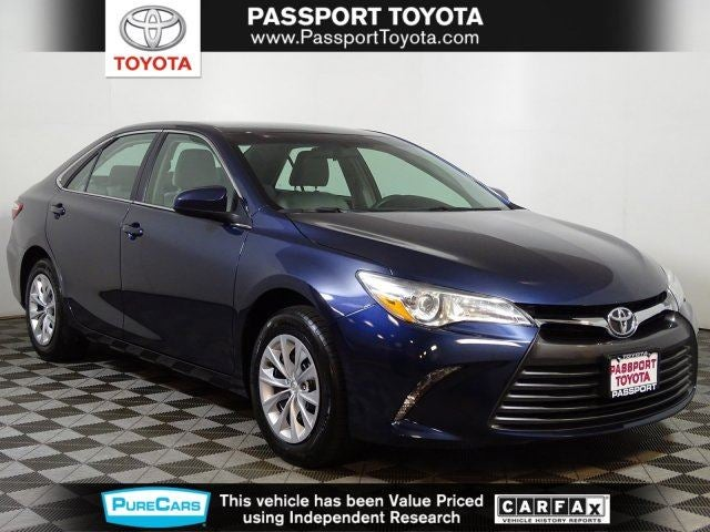 2015 Toyota Camry LE Suitland MD area Toyota dealer serving