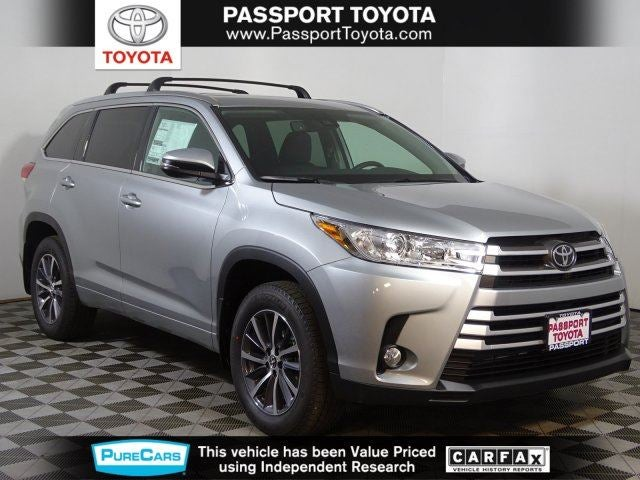 2018 Toyota Highlander XLE   Toyota Dealer Serving Suitland MD U2013 New And  Used Toyota Dealership Serving Marlow Heights Clinton Fort Washington MD