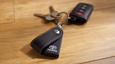 Passport Toyota shows you how the Toyota key finder works ...