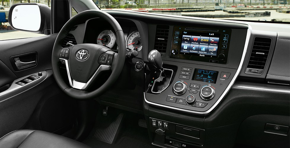 2005 Toyota 4Runner >> Learn about the Toyota Sienna Navigation and all of its ...