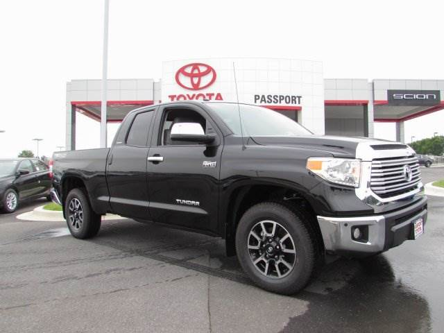 2017 Toyota Tundra Double Cab Pport