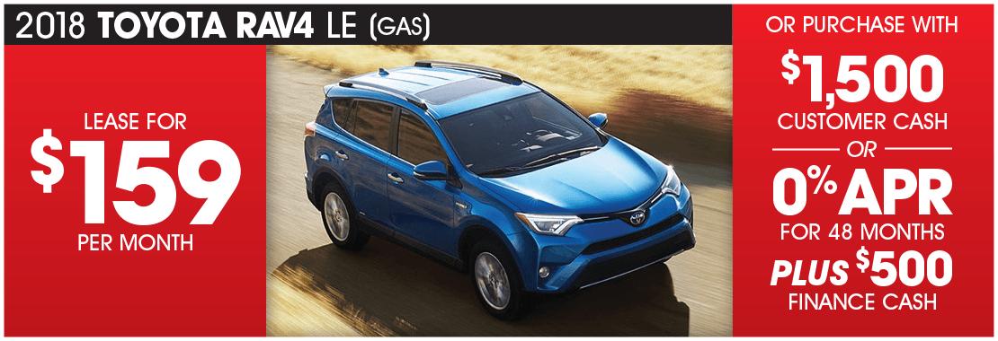 0 Apr Car >> Purchase The Toyota Rav4 0 Apr Plus 500 Finance Cash At Passport