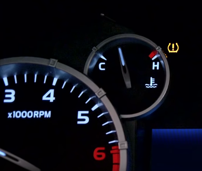 Low Tire Pressure >> How Does The Tire Pressure Monitoring System Work On A