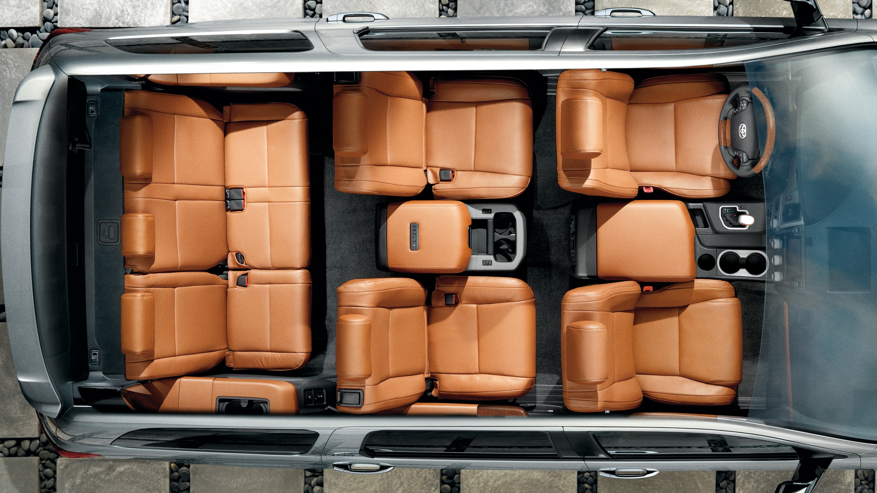 Take A Look At The 5 Toyota Suvs With Third Row Seating Passport