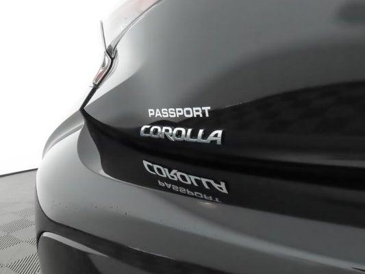Tss Daily Spoiler >> 2020 Toyota Corolla Hatchback Se