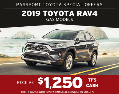 New Vehicle Specials | Toyota Dealership | Near Washington, DC
