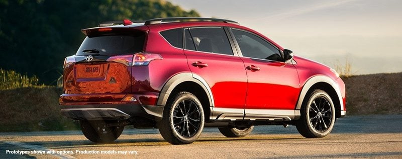 Preview The 2018 Toyota Rav4 Pictures Features And Specs