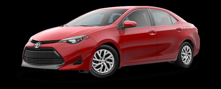 2017 Toyota Corolla L Vs Le