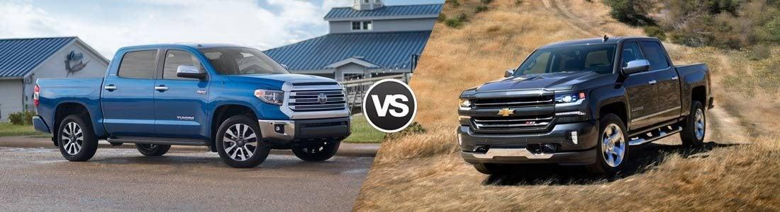 Toyota vs Chevrolet Brand Comparison | Suitland MD