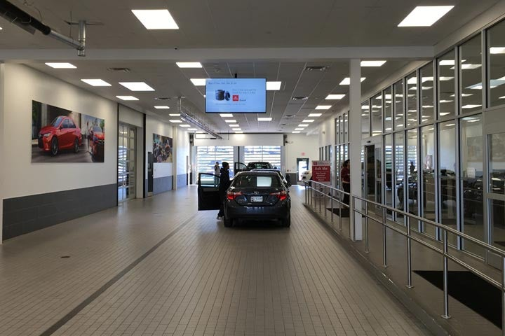 Toyota Service Appointment >> Service Parts Department Passport Toyota Suitland Md