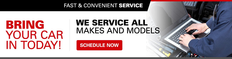 Service & Parts Department | Passport Toyota | Suitland, MD